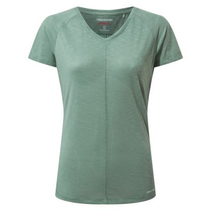 Craghoppers Nosilife Galena Short Sleeved Top
