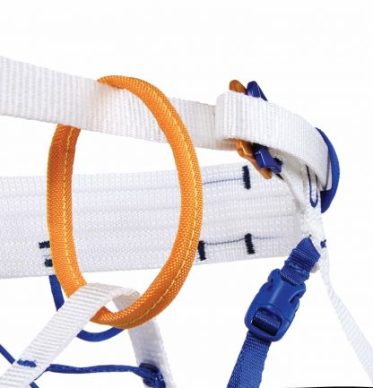 Blue Ice CHOUCAS HARNESS White-L