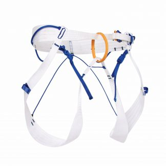 Blue Ice CHOUCAS HARNESS White-M