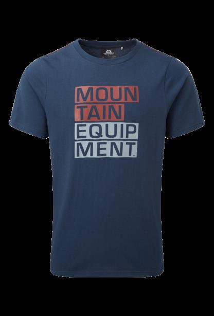 Mountain Equipment Block Letter Tee