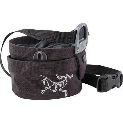 Arc'teryx Aperture Chalk Bag Black