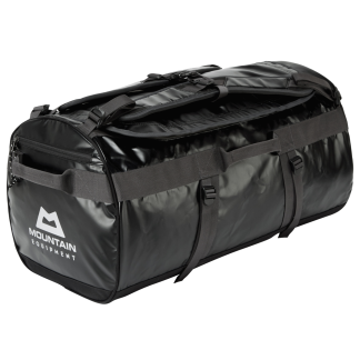 Mountain Equipment Wet & Dry 70L Kitbag Black/Shadow/Silver
