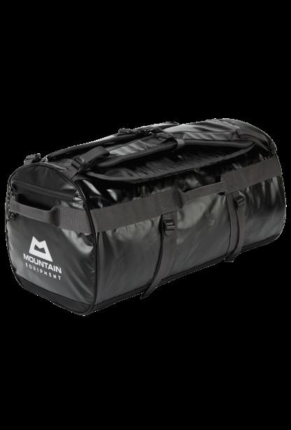 Mountain Equipment Wet & Dry 70L Kitbag Black/Shadow/Silver