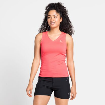 Odlo BL TOP V NECK SINGLET ACTIVE F DRY LIGHT