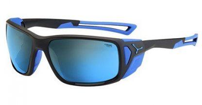 Cébé PROGUIDE Matte Black Blue - Peak Grey Blue AR categoria 4 Cebe