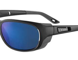 Cébé EVEREST Matte Black Grey - Peak Grey Blue AR categoria 4 Cebe