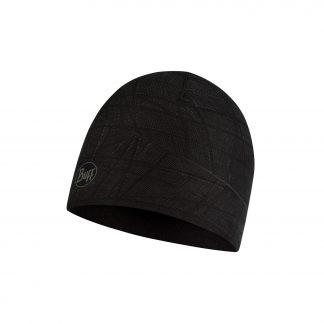 Buff Microfiber Reversible Hat EMBERS BLACK